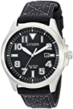 Citizen Men's AW1410-08E Sport Analog Display Japanese Quartz Black Watch