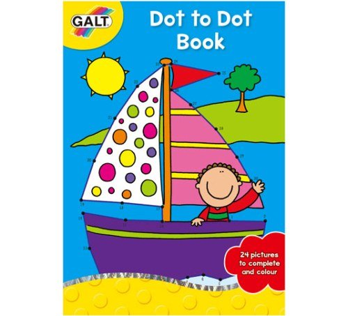 Galt Toys Inc Dot to Dot Book