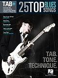 Tab+: 25 Top Blues Songs (Tab + Series)