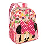 Disney Store Minnie Mouse Clubhouse Backpack and Lunch Tote