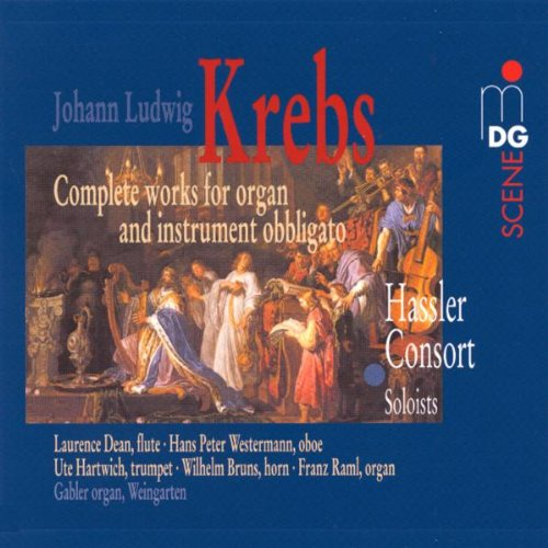 krebs-complete-works-for-organ-and-instrument-obbligato