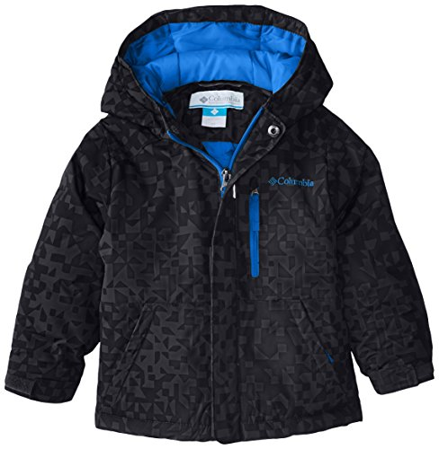 Columbia Little Boys Toddler Lightning Lift Jacket