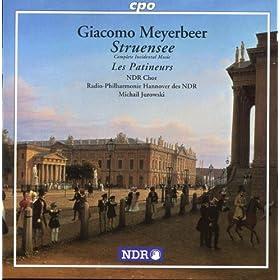 Struensee: Act II: March and Chorus