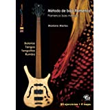 Flamenco Bass Method  Book/CD Setby Mariano Martos