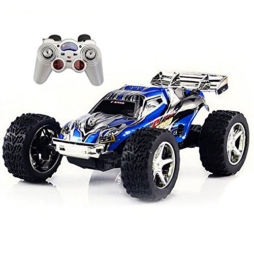 Babrit RC Car 4WD 1:32 Scale Remote Control Electric Racing Car
