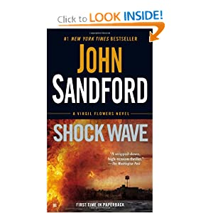 Sandford's 'Shock Wave' Is Just Shocking Enough
