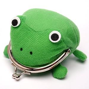 コスプレ小道具 NARUTO うずまきナルト 財布 蛙のコインケース コスプレ道具