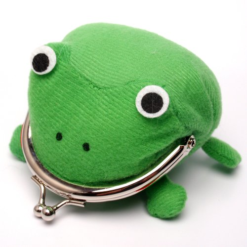 Coin case cosplay tool of Naruto Uzumaki Cosplay frog wallet props NARUTO