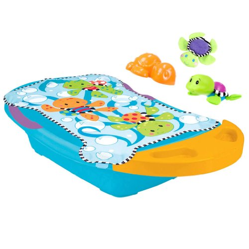 Sassy Splashin' Fun Bath Tub , Turtle
