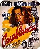 Casablanca Vintage Humphrey Bogart Mousepad