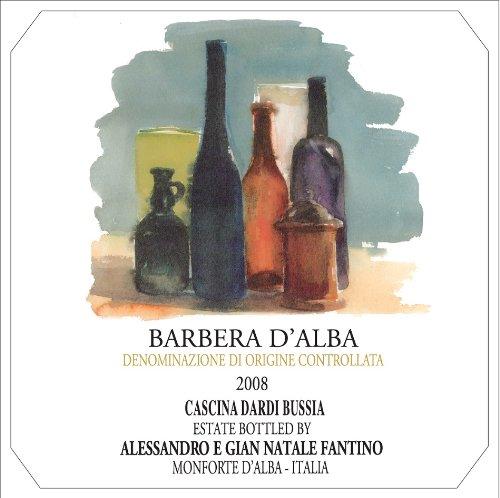2008 A & G Fantino Barbera D'Alba 750 Ml