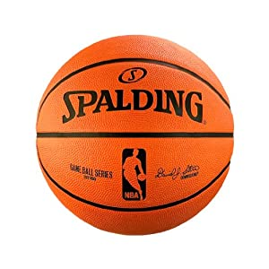 Spalding 73-139 NBA Replica Rubber Outdoor Basketball