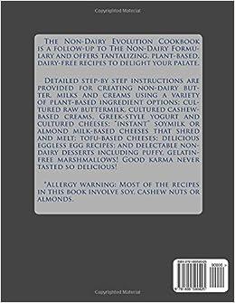 the non dairy evolution cookbook pdf free