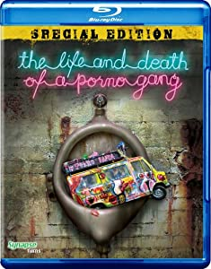 The Life and Death of a Porno Gang (Special Edition) [Blu-ray]