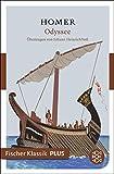 Odyssee: Fischer Klassik PLUS (German Edition)