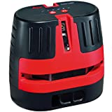 Leica Geosystems LINO L360 Horizontal and Vertical Line Laser, Red/Black