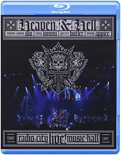 Heaven & Hell : Radio City Music Hall Live [Blu-ray] [Import]