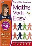 Carol Vorderman Maths Made Easy Ages 7-8 Key Stage 2 Advanced (Carol Vorderman's Maths Made Easy)