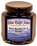 Bl ack Raspberries & Brandy Preserves by Blue Ridge Jams [並行輸入品]