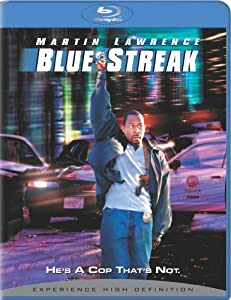 Blue Streak [Blu-ray]