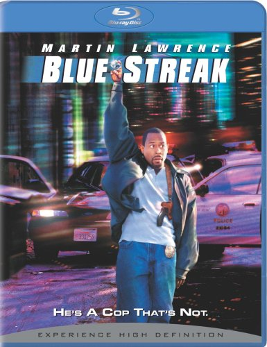 Cover art for  Blue Streak [Blu-ray]