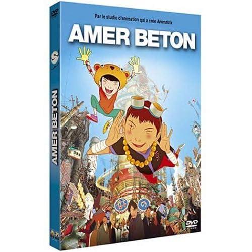 Amer Beton ( Tekkonkinkreet ) ( Manga ) preview 0