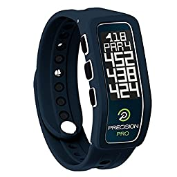 Precision Pro Golf GPS Band, Blue