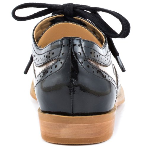 pictures of Penny Loves Kenny Women's Larisa Oxford,Black,8 M US
