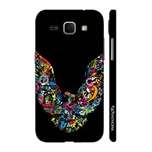Enthopia Designer Hardshell Case COLORFUL EAGLE Back Cover for Samsung Galaxy Core Plus