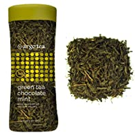 Green Tea Chocolate Mint Loose Leaf Tea - 4.2oz