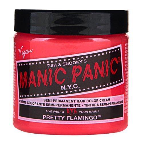 manic panic マニックパニック マニックパニックヘアカラー プリティーフラミンゴ MC11023 118ml