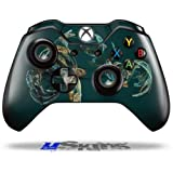 Blown Glass - Decal Style Skin Fits Microsoft XBOX One Wireless Controller - CONTROLLER NOT INCLUDED