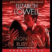 Midnight in Ruby Bayou: Donovan Series, Book 4 | Elizabeth Lowell