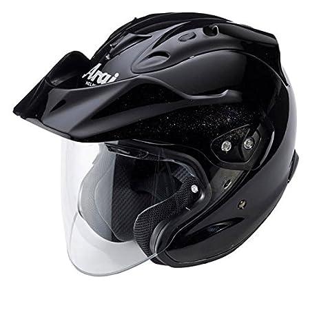 New 2015 ARAI CT RAM SOLID Motorcycle Helmet In Metalic Black