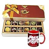 Cherished Chocolate Flavors With Mug - Chocholik Belgium Chocolates