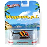 Magnum p.i. Island Hopper 1/64 - Hot Wheels Diecast Models