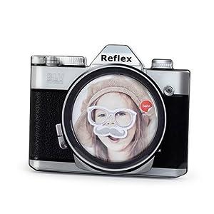 Frame camera