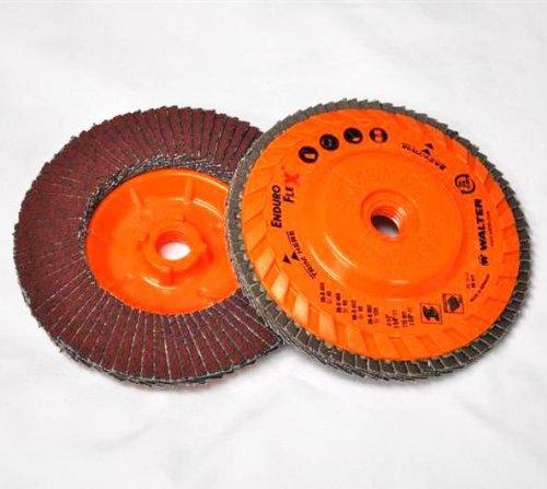Walter 06B604 Enduro-Flex Flap Disc, 6