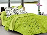 Ahmedabad Cotton Superior Cotton Double Bedsheet With 2 Pillow Covers