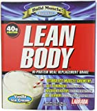 Labrada Nutrition Lean Body Meal Replacement Vanilla 20 Pack