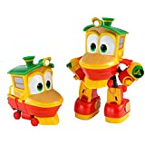 "Animation Characters ""Duck"" Toy, Kids, Child, Korean Animation ""Robot Train""Transformer Train Robot Character"
