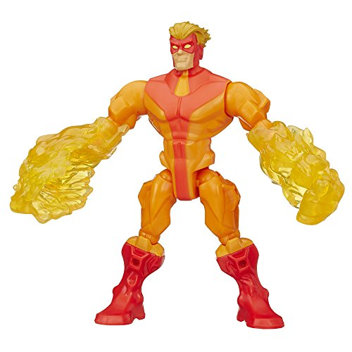 Marvel Super Hero Mashers Pyro Figure