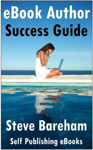 Book: eBook author success guide by Steve Bareham