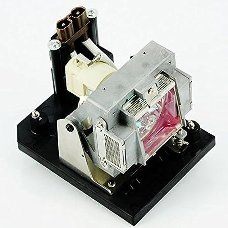 haiwo TLPLW25de haute qualité Ampoule de projecteur de remplacement compatible avec boîtier pour Toshiba WX5400; tdp-wx5400.
