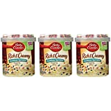 Betty Crocker, Rich & Creamy, Rainbow Sprinkles Frosting, 16oz Tub (Pack of 3) (REPLACES RAINBOW CHIP FROSTING)