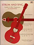 img - for Strum and sing;: Guitar in the classroom, book / textbook / text book