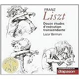 Liszt : Douze études d'exécution transcendante