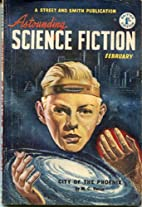 Astounding Science Fiction 1952 February…