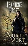 Le prince des ténèbres, tome 2 : A l'article de la mort par Frost