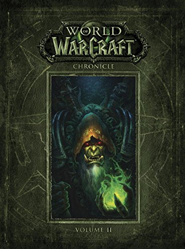 Blizzard Entertainment World Warcraft Chronicle